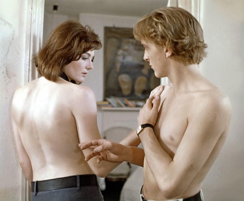 "Vanessa Redgrave w filmie ""Powiększenie"" /Collection Christophel / RnB /East News"