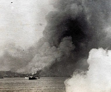 """""""Vanguard"""". Potężna eksplozja w Scapa Flow"""