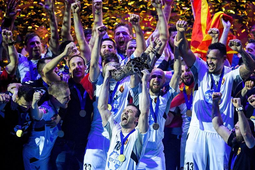 Vardar Skopje - najlepsza drużyna Ligi Mistrzów w tym sezonie /PAP/EPA