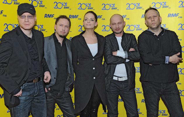 Varius Manx wraca z nową wokalistką Anną Józefiną Lubieniecką, fot.Paweł Przybyszewski  /MWMedia