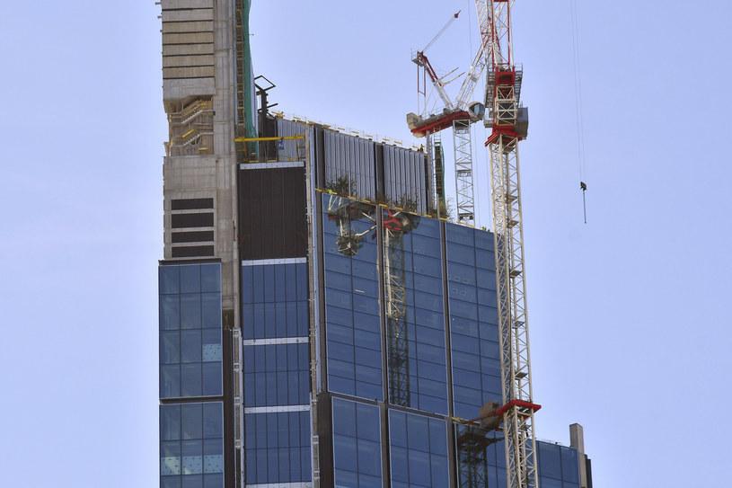 Varso Tower od ponad pół roku jest najwyższym wieżowcem w kraju i UE /Marek Kudelski /East News