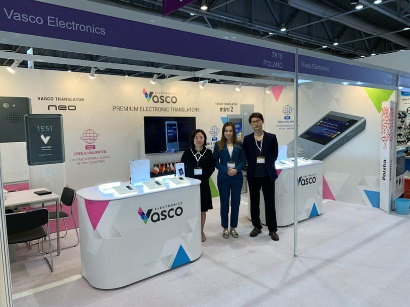 Vasco na targach w Hongkongu /Informacja prasowa