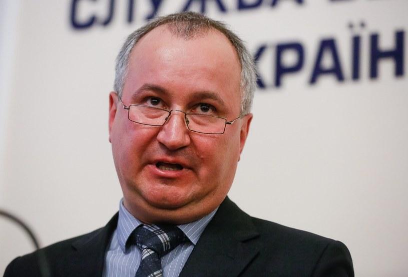 Vasiliy Hrytsak /ROMAN PILIPEY /PAP/EPA