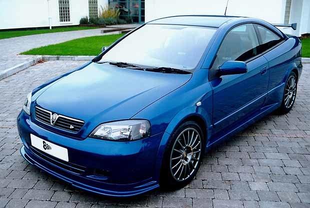Vauxhall Astra Coupe 888 (kliknij na zdjęcie, żeby powiększyć) /INTERIA.PL