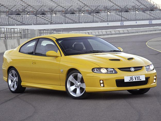 Vauxhall Monaro /Vauxhall