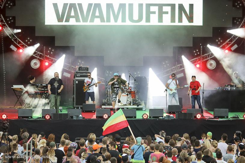 Vavamuffin podczas Ostróa Reggae Festival 2018 /Dawid Szczygielski /materiały prasowe