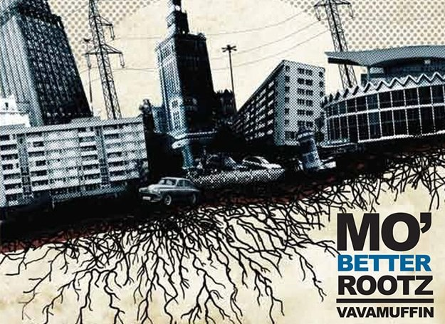 """Vavamuffin zaprezentuje premierowo płytę """"Mo' Better Rootz"""" na festiwalu w Ostródzie /"""