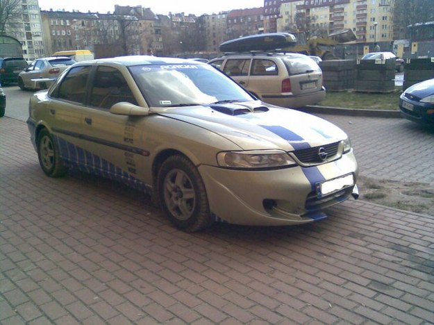 Vectra super szpan