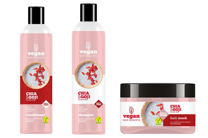 VEGAN Skin Desserts Chia&Goi /materiały prasowe