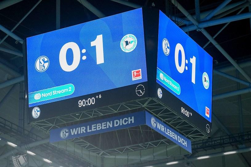 Veltins Arena w Gelsenkirchen /EXPA    /Newspix