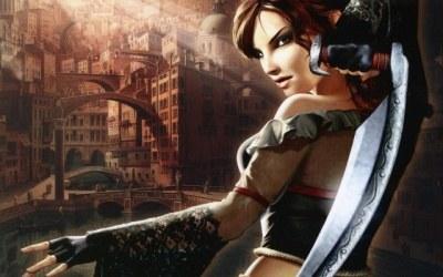 Venetica - fragment okładki z gry /Informacja prasowa
