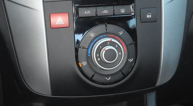 venga klimatyzacja /Motor