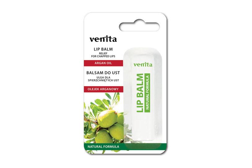 Venita:  Naturalny balsam do ust /materiały prasowe