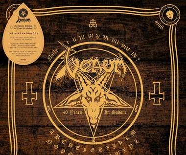 """Venom: Specjalny box """"In Nomine Satanas"""" z okazji 40-lecia"""