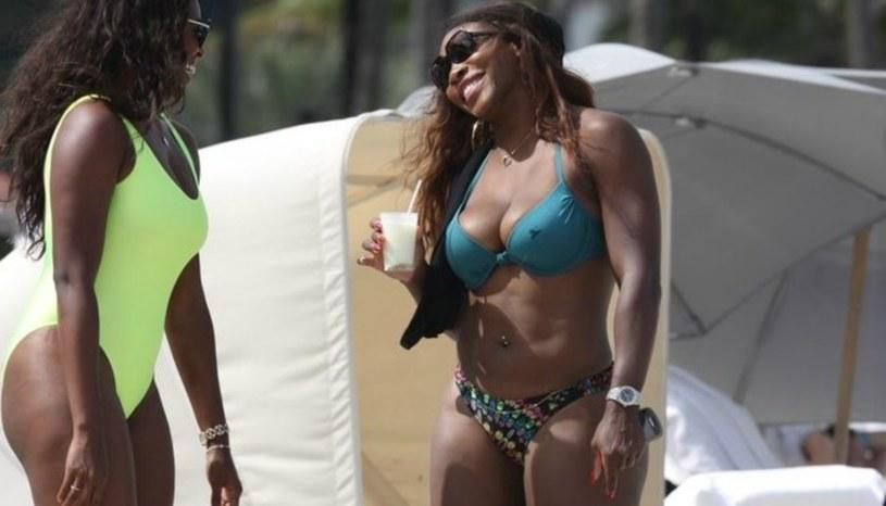 Venus i Serena Williams na wakacjach kilka lat temu /AFP