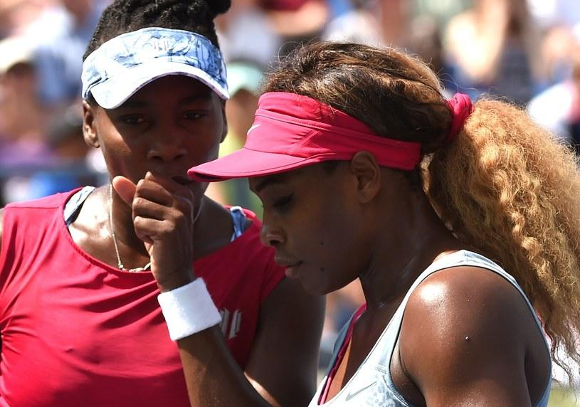 Venus i Serena Williams /AFP
