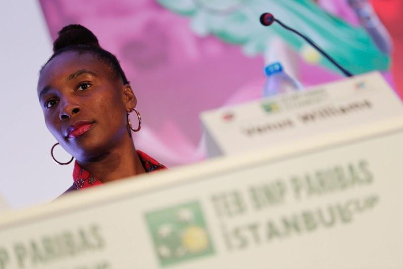 Venus Williams /PAP/EPA