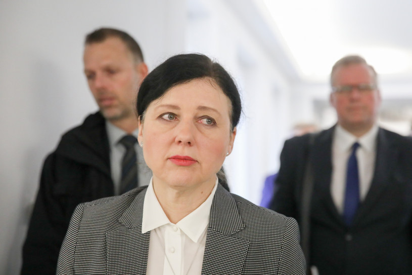 Vera Jourova /fot. Andrzej Iwanczuk/REPORTER /Reporter