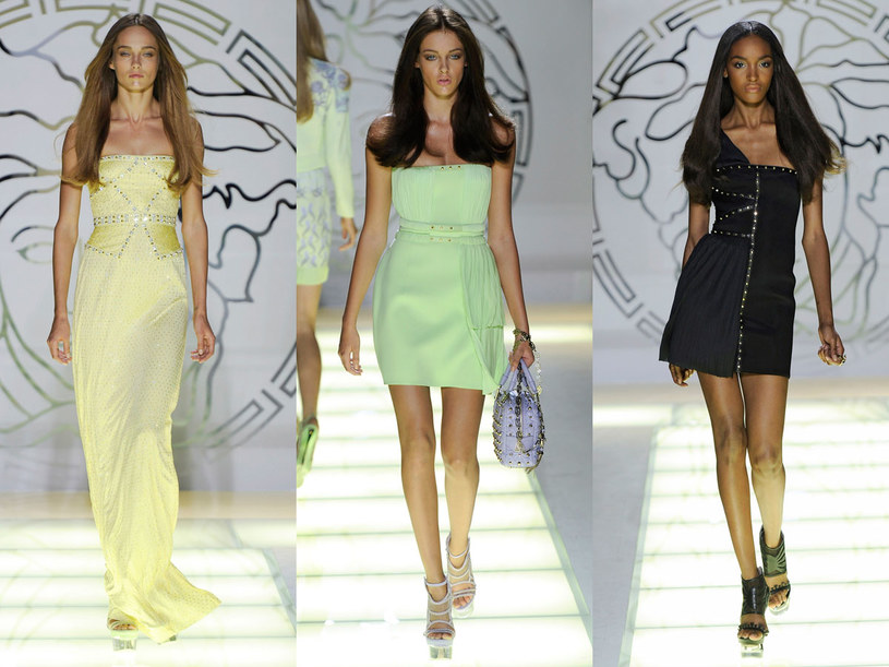 Versace  /Getty Images/Flash Press Media