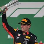 Verstappen wygrywa GP Brazylii, Kubica na ostatnim miejscu