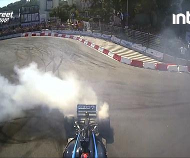 VERVA STREET RACING. F1 powerplay. Kubica znów zrobił show. Wideo
