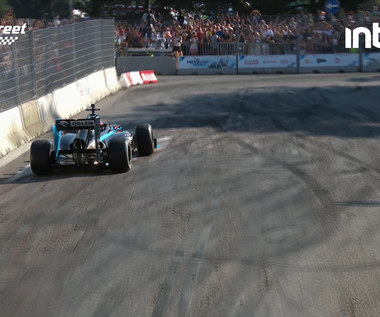 VERVA STREET RACING. Pokaz F1 Roberta Kubicy! Wideo