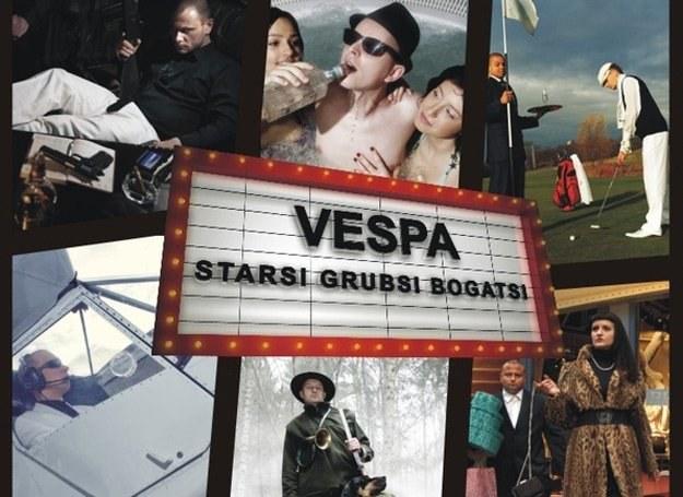 Vespa gra jak z nut, i to tych starych, swingowych /