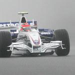 Vettel szybszy od Kubicy! Rozczarowanie?
