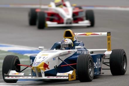 Vettel w Formule 3 / Kliknij /INTERIA.PL