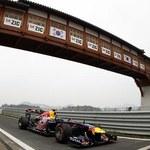 Vettel zadowolony mimo przegranych kwalifikacji do GP Korei