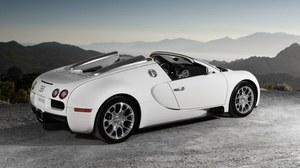 Veyron Grand Sport w produkcji do 2014 r.