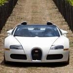 Veyron w Napa Valley