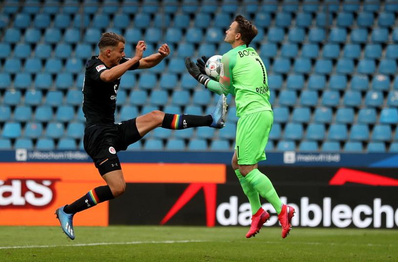 VfL Bochum - FC St. Pauli /Lars Baron /PAP/EPA