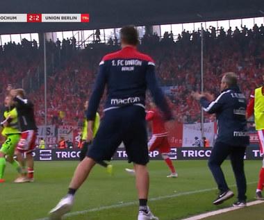 VfL Bochum - Union Berlin 2-2 - skrót (ZDJĘCIA ELEVEN SPORTS). WIDEO