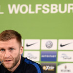VfL Wolfsburg - TSG Hoffenheim 2-1. Jakub Błaszczykowski wszedł z ławki