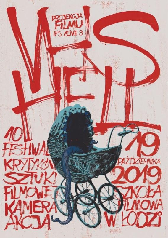 VHS Hell - Posters będzie artbookiem z kolekcją osobliwych plakatów filmowych /materiały prasowe