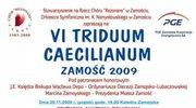 VI Triduum Caecilianum w Zamościu