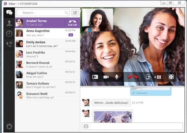 Viber - od 7 maja dostępny także w wersji na komputery /materiały prasowe