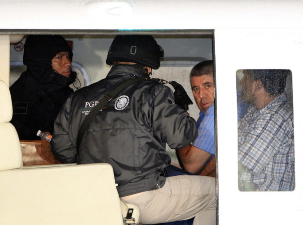 Vicente Carrillo Fuentes /MARIO GUZMAN    /PAP/EPA