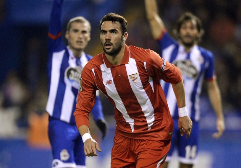 Vicente Iborra strzelił pierwszą bramkę dla Sevilli /AFP