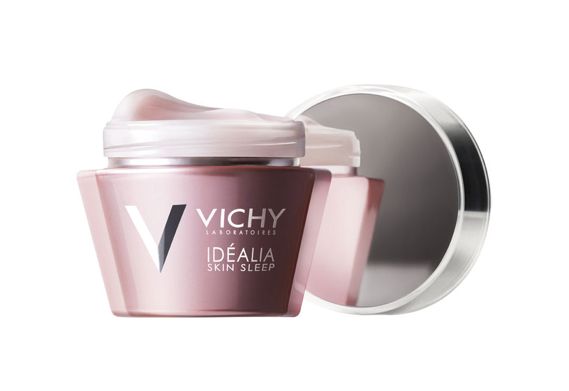 Vichy Idealia Skin Sleep /materiały prasowe