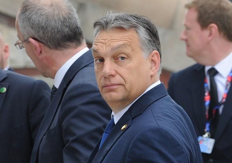 Victor Orban. /Alik Keplicz /East News