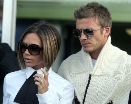 Victoria Beckham cieszy się z przenosin męża do USA /AFP