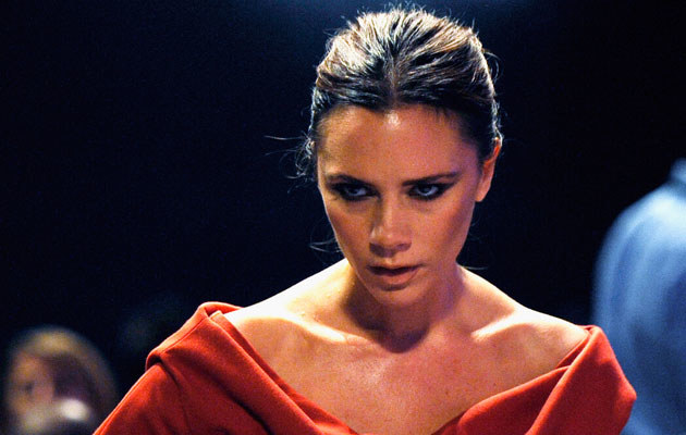 Victoria Beckham, fot. Kevork Djansezian  /Getty Images/Flash Press Media