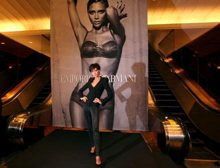 "Victoria Beckham i jej ""najgorsze ciało"" (razy dwa) fot. Michael Loccisano /Getty Images/Flash Press Media"