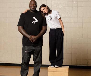 Victoria Beckham i odzież sportowa inspirowana koszykówką