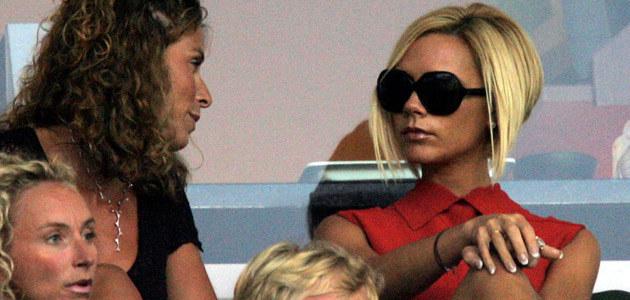 Victoria Beckham na meczu LA Galaxy, fot. Toby Canham  /Getty Images/Flash Press Media