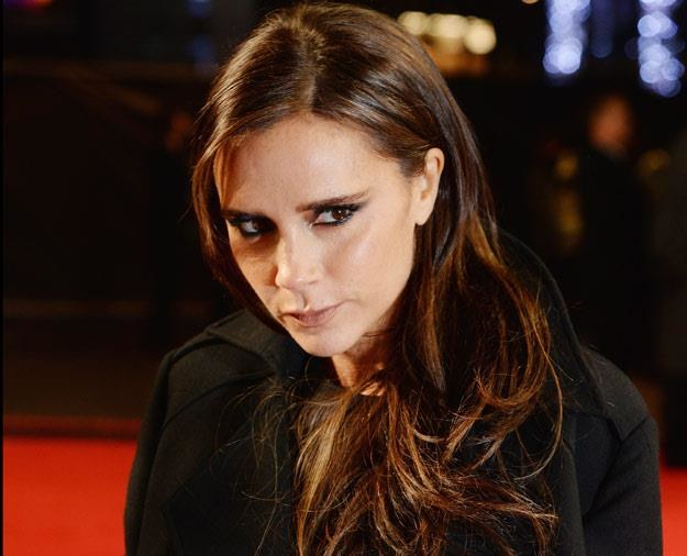 Victoria Beckham przyznaje, że ma duże kompleksy (fot. Dave J Hogan) /Getty Images/Flash Press Media