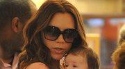 Victoria Beckham ryzykuje życie córeczki