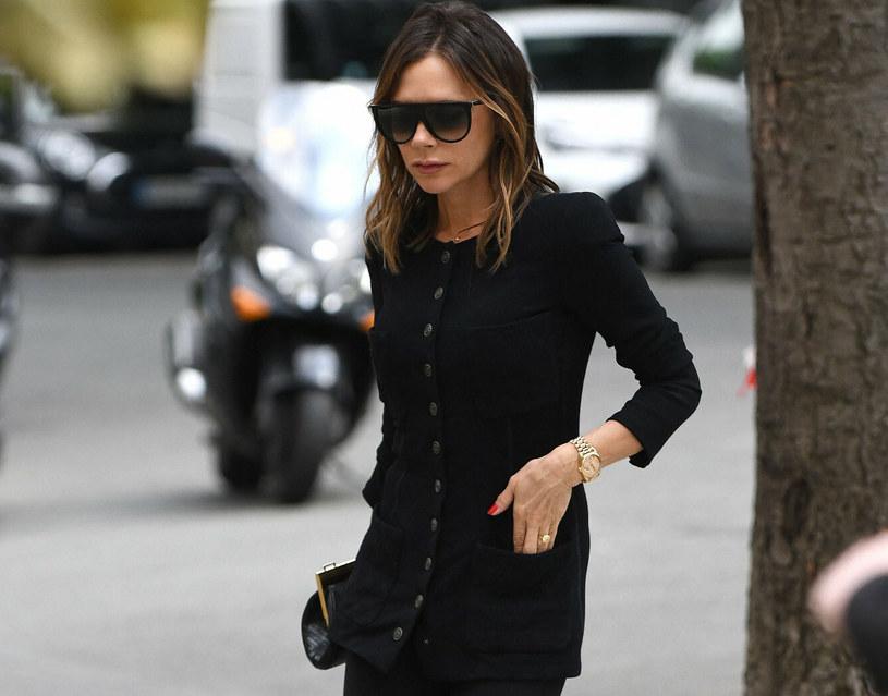 Victoria Beckham zawsze ceniła sobie również elegancję /Abaca/ABACA    /East News
